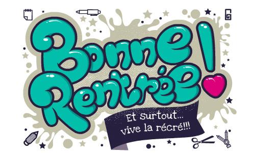 Powrót do szkoły - nagłówek - Francuski przy kawie
