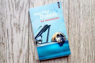 Lundi Librairie : La succession - Jean-Paul Dubois