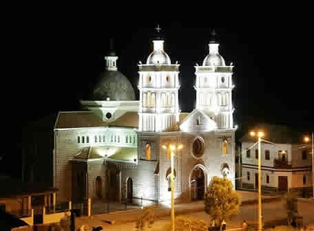 Lugares turísticos de la ciudad de Ambato