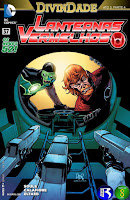 Os Novos 52! Lanternas Vermelhos #37
