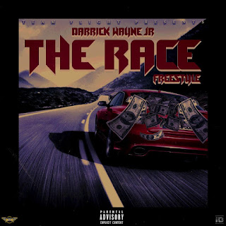 New Music: Darrick Wayne Jr. – The Race Freestyle