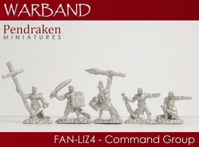 FAN-LIZ4 - 5-man Command Group
