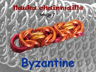 Chainmaille 7 po raz drugi