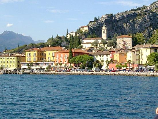 Hotel La Vela Torbole Sul Garda