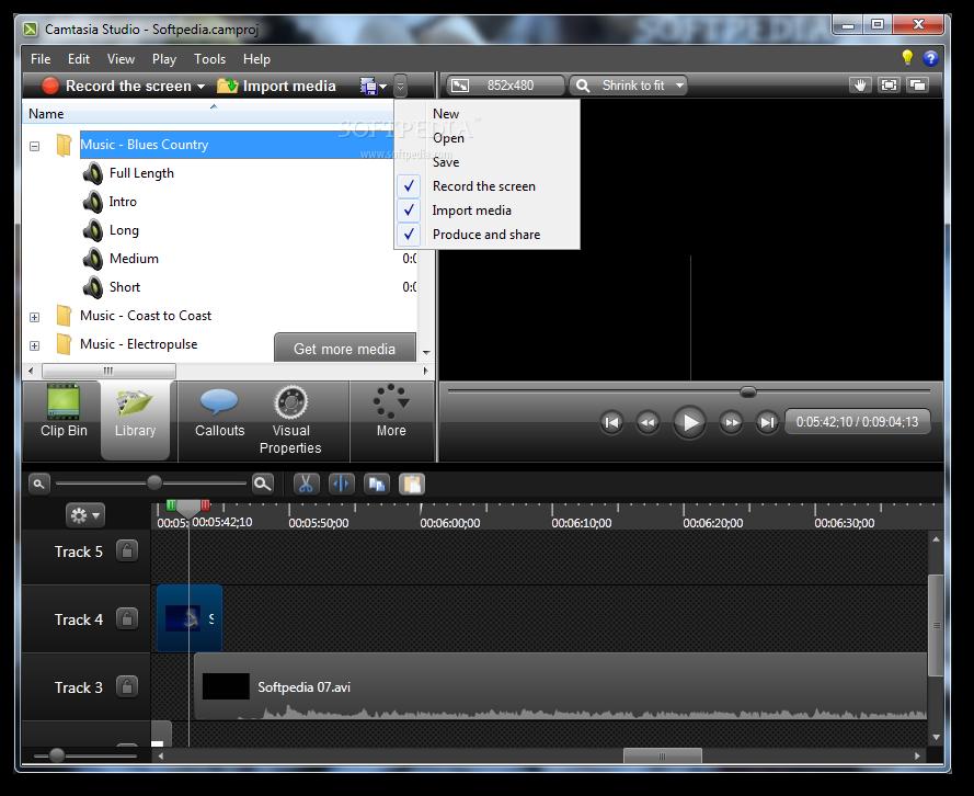Camtasia Studio v8.2.1 Build 1423 [Multi]