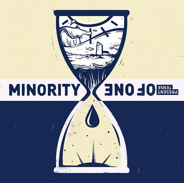 "Minority Of One stream new EP ""Present Tense"""