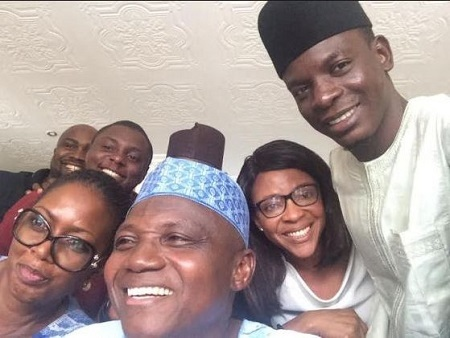 President Buhari Finally Appoints a Youth in His Administration...See Who (Photos)