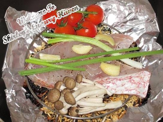 dilmah tea smoked fish recipes