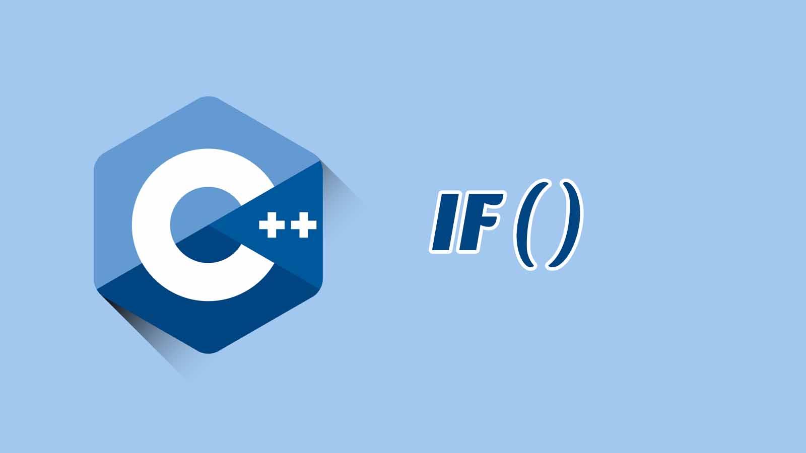 Percabangan IF C++ disertai Contoh, Tugas dan Jawaban