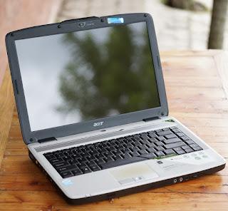 Jual Laptop bekas Acer Aspire 4720z