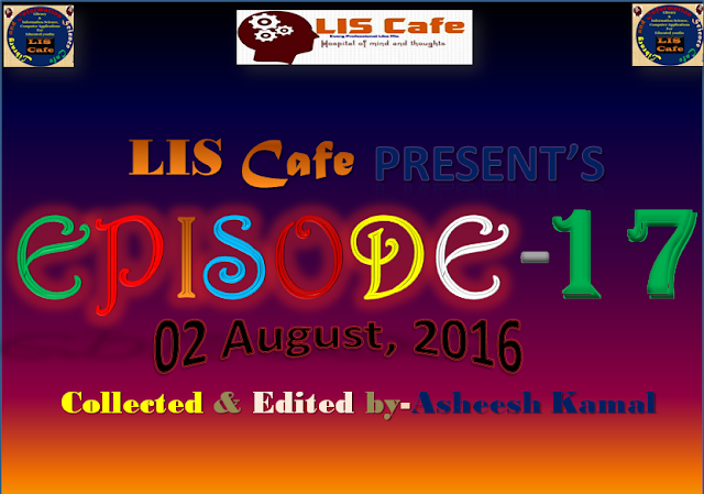 LIS Cafe Q&A Episode-17 by Asheesh Kamal