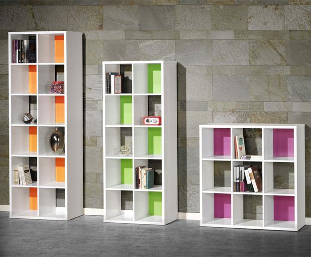 Plano muebles en melamina estante biblioteca proyecto 1 for Planos de roperos
