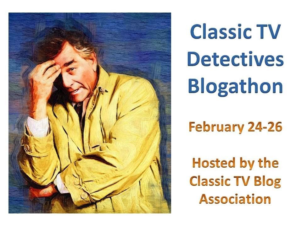 Classic TV Detectives This Week!