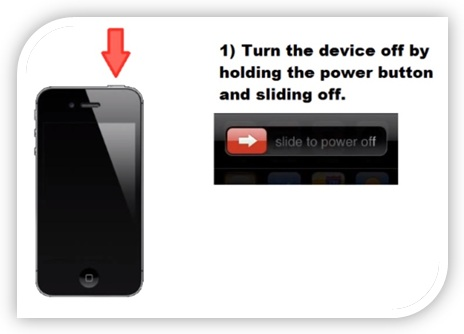 how to delete icloud off iphone 4s without password