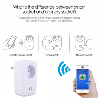 presa di corrente wifi smart andowl