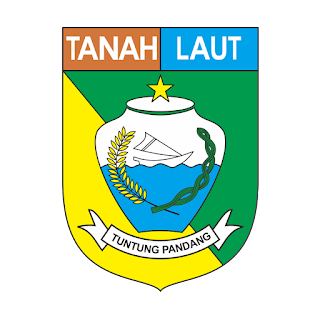 Logo Kabupaten Tanah Laut Vector