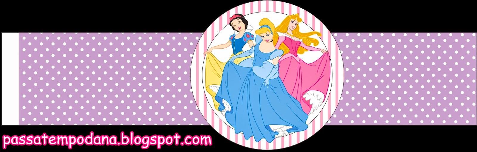 Disney Princess Birthday: Free Party Printable.