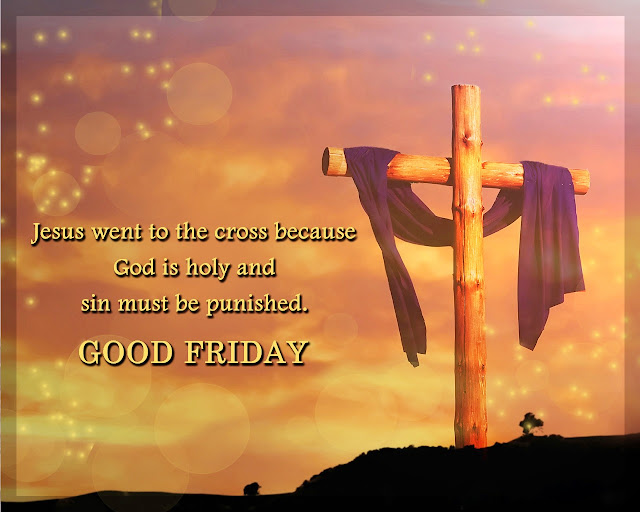 good friday message prayer