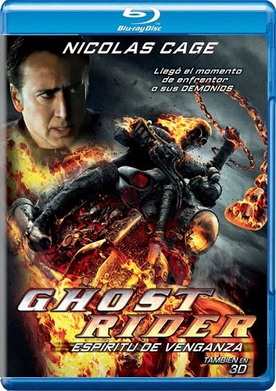 Download Filem Ghost Rider 2 Spirit Of Vengeance 2011 Ts 2 Ghost Rider 2 Spirit of Vengeance 3D 2011 BluRay 720p Half SBS x