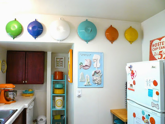 Rearranged Design: Kitchen Mini-Makeover