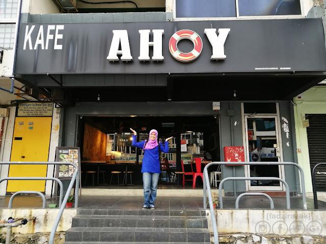 Ahoy Cafe SS15