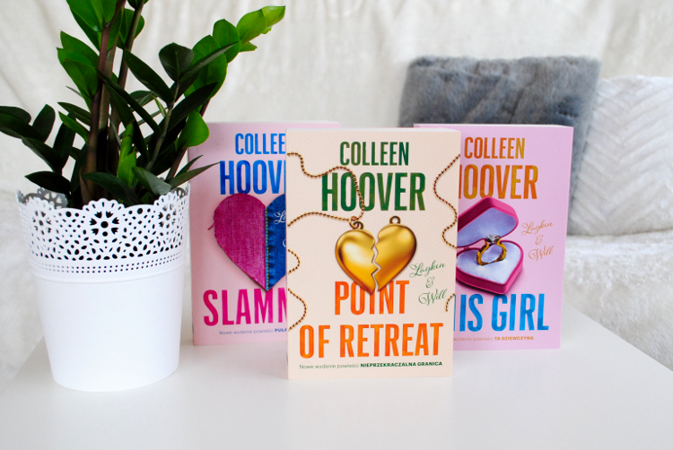 Uczucie wystawione na próbę – Colleen Hoover: Point of Retreat