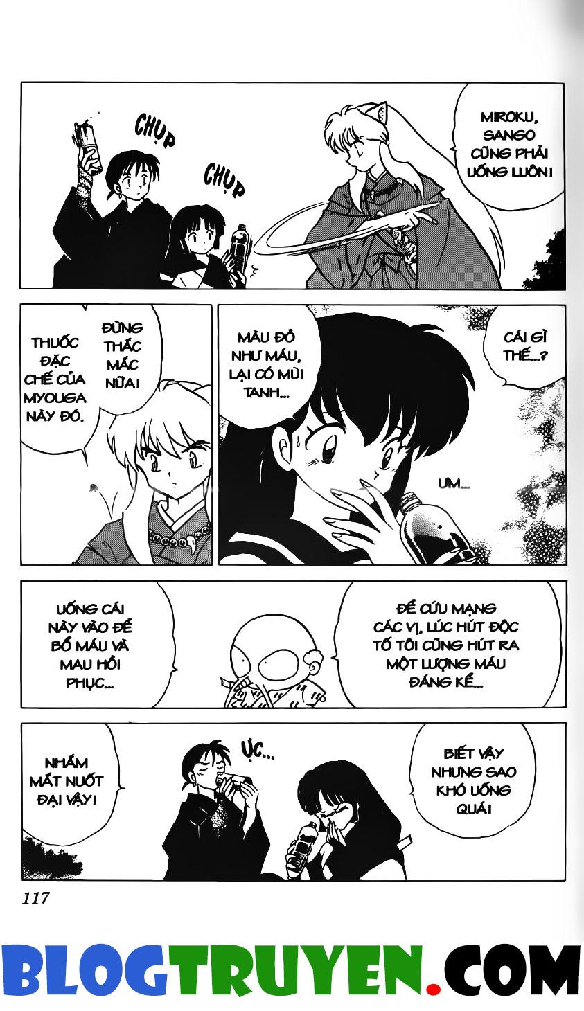 Inuyasha vol 25.7 trang 4