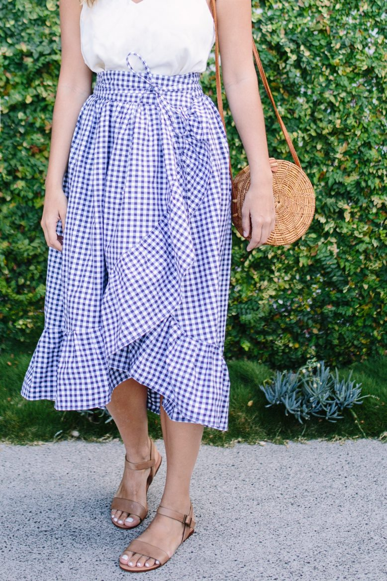 15+ Free Skirt Patterns To Sew For the Summer - AppleGreen ...