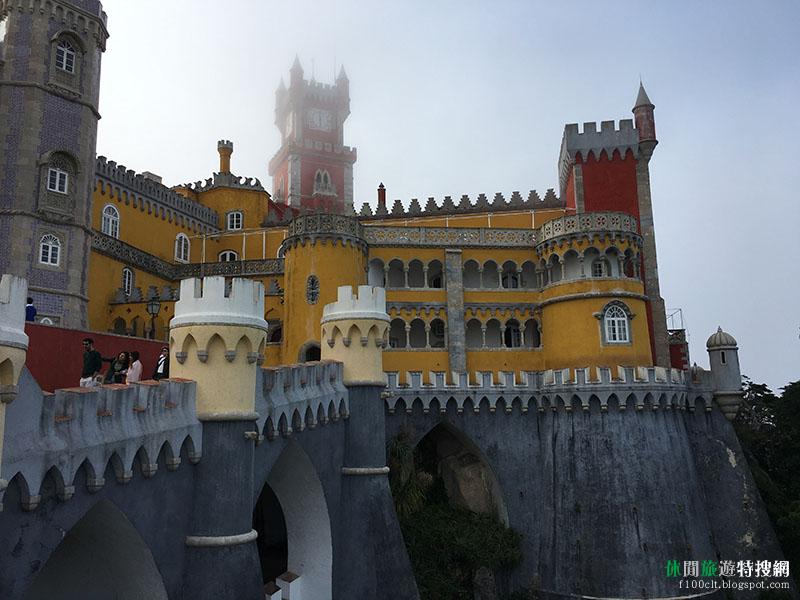 [葡萄牙.辛特拉] 里斯本西邊的一座小山城-辛特拉(Sintra)一日遊