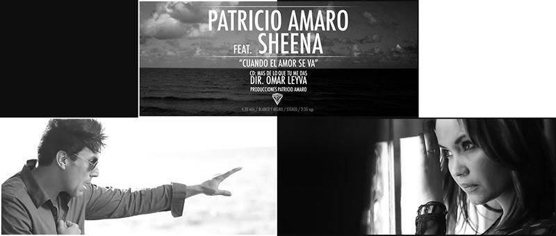 Patricio Amaro y Shiina - ¨Cuando el amor se va¨ - Videoclip - Dirección: Omar Leyva. Portal Del Vídeo Clip Cubano - 01