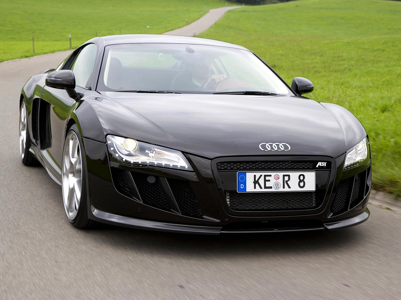 Audi R8 Abt Automotive Todays