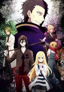 Satsuriku no Tenshi Episode 14 Subtitle Indonesia