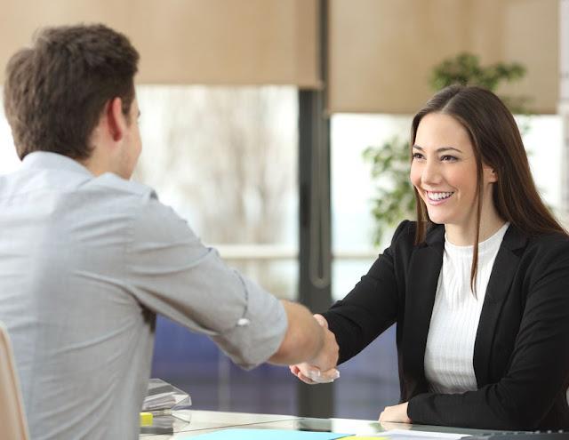 Simak  5 Tips Menghadapi Interview Kerja