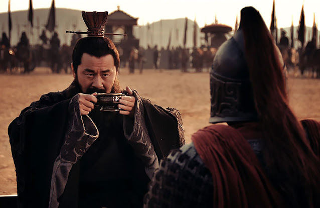 Chapter 31 : Cao Cao Overcomes Yuan Shao In Cangting; Liu Bei Seeks Shelter With Liu Biao In Jingzhou.