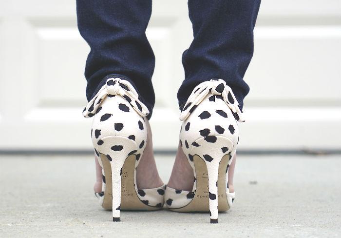 kate spade bow heels, bow heels, kate spade heels