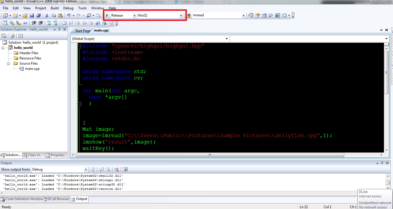 Opencv For Windows 10