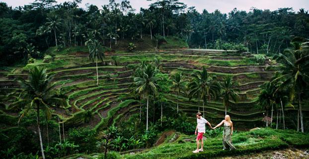 Kaliurang Yogyakarta, Nimati Bulan Madu Dengan Suasana Pedesaan Yang Sejuk