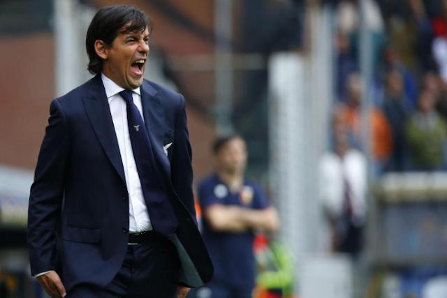 AGEN BOLA - Sosok Simone Inzaghi Yang Membawa Lazio Menang Telak Atas AC Milan