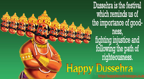 Vijayadashmi greetings