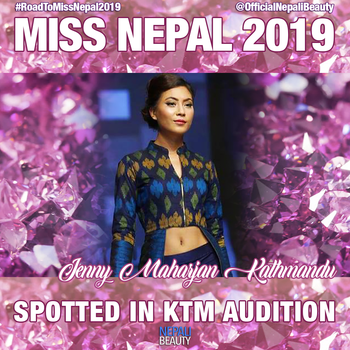 Miss Nepal 2019 Kathmandu Audition - Check out the Applicants !