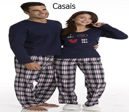 Pijamas casal
