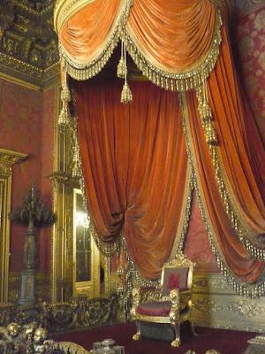 Palazzo reale di torino: sala del trono