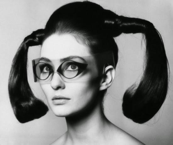 Retro Unique Sunglasses from 1960s ~ vintage everyday