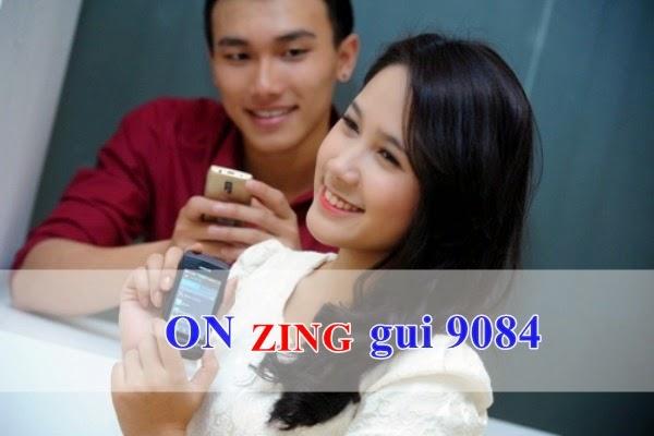 Đăng ký 3G gói Zing của Mobifone