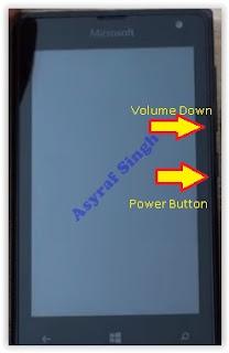 hard reset microsoft lumia 532