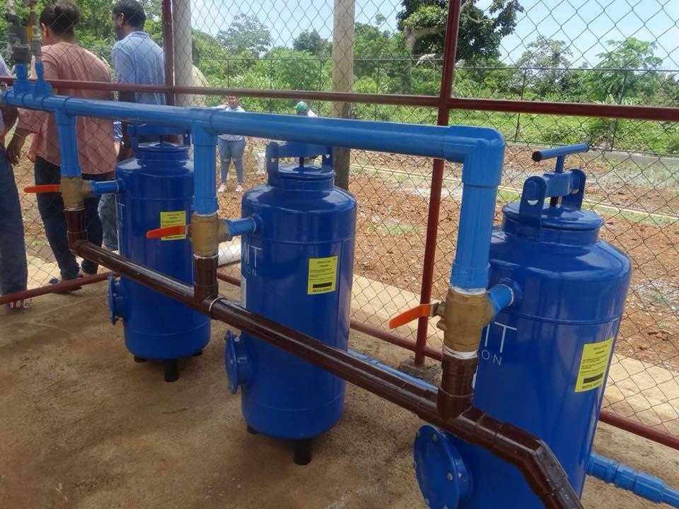 Ampliacion del Sistema de Agua Potable en Corn Island - Proyecto 20016
