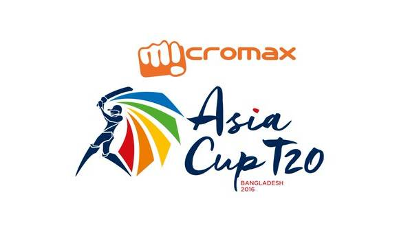 Micromax - Asia Cup T20 [Match Schedule + Timings + Team Sqauds]