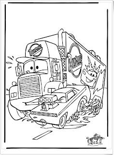 ausmalbilder zum ausdrucken: ausmalbilder cars