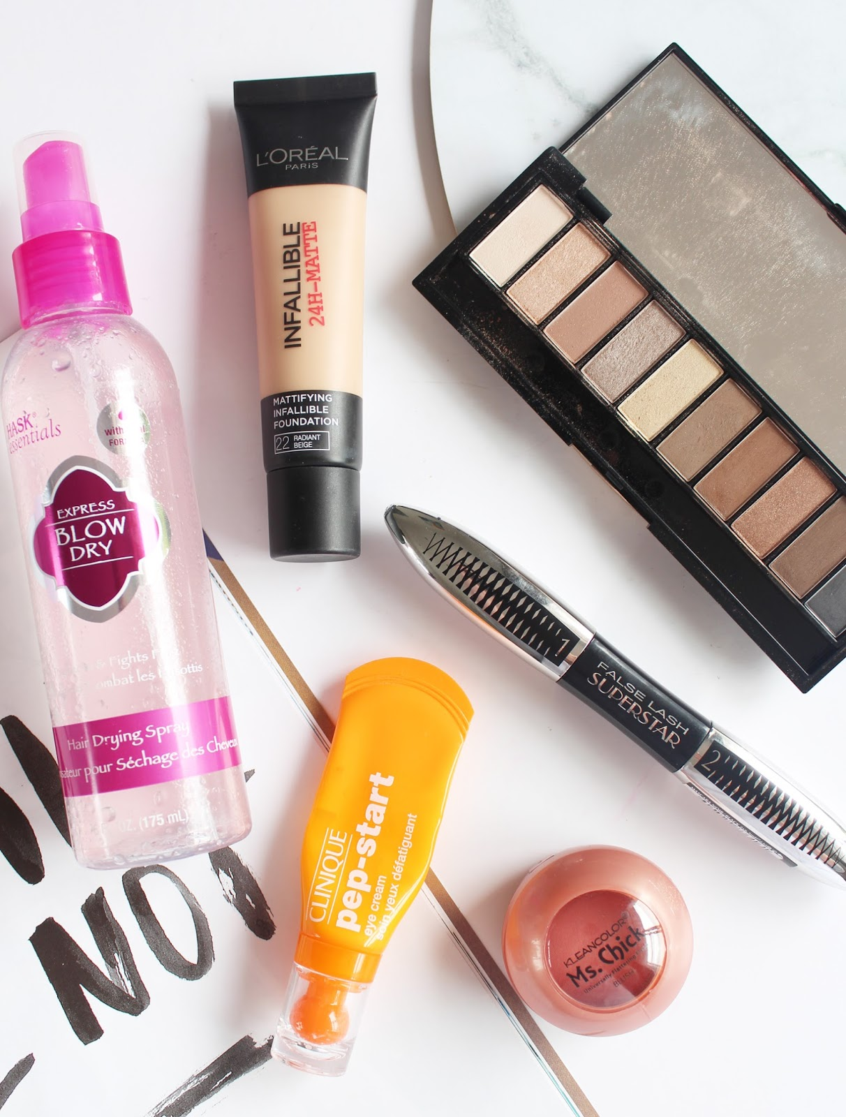 MOST LOVED | February '16 - Hask Essentials, L'Oreal, Kleancolor + Clinique - CassandraMyee