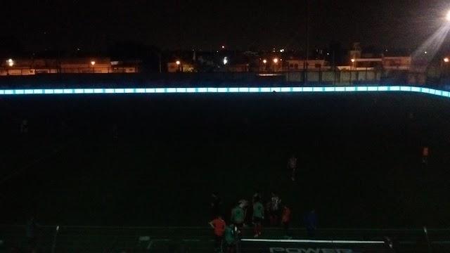 Corte de luz provocó la suspensión de Chacarita - Gimnasia